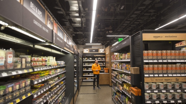 Competition to AmazonGo Is Coming From an Unlikely Source