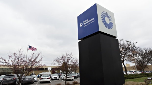 United Technologies Plans to Reveal Three-Way Breakup on