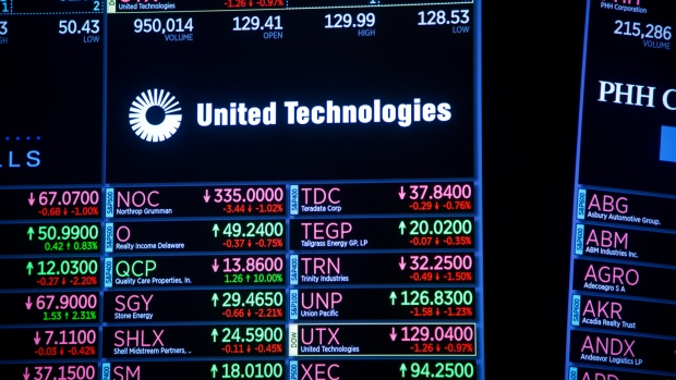 United Technologies Credit Rating Cut by S&P After Breakup Plan