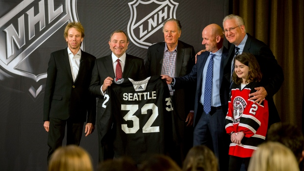 Seattle Officially Announced as NHL's 32nd Team