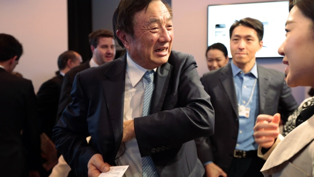Huawei CEO denies he's under Beijing's thumb