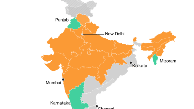 BC-India-Exit-Polls-Split-With-Modi-in-Close-Fight-in-State-Elections