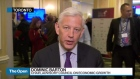 Dominic Barton speaks to BNN Bloomberg on Dec. 10. 2018