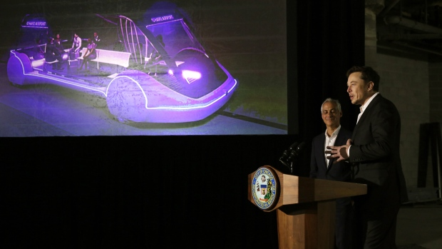 8fbdf544acc Elon Musk s Chicago tunnel moves closer to reality - BNN Bloomberg