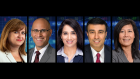 Money managers: Diana Avigdor, Barry Schwartz, Jeet Dhillon, Anish Chopra and Christine Poole