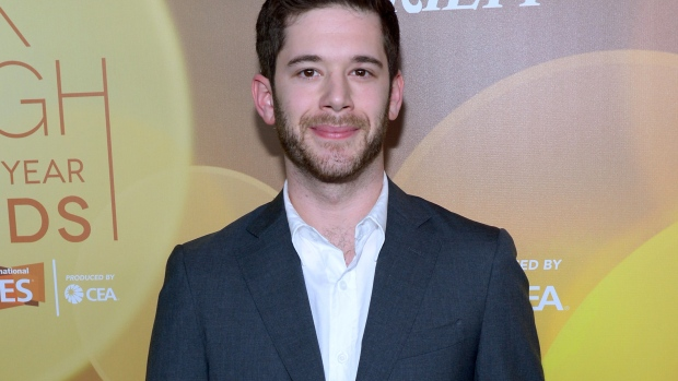 LAS VEGAS, NV - JANUARY 09: Honoree Colin Kroll attends the Variety Breakthrough of the Year Awards during the 2014 International CES at The Las Vegas Hotel & Casino on January 9, 2014 in Las Vegas, Nevada. (Photo by Bryan Steffy/Getty Images for Variety) Photographer: Bryan Steffy/Getty Images North America