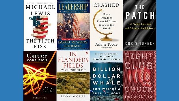 Bnn Bloomberg S Top Business Books Of 2018 Bnn Bloomberg