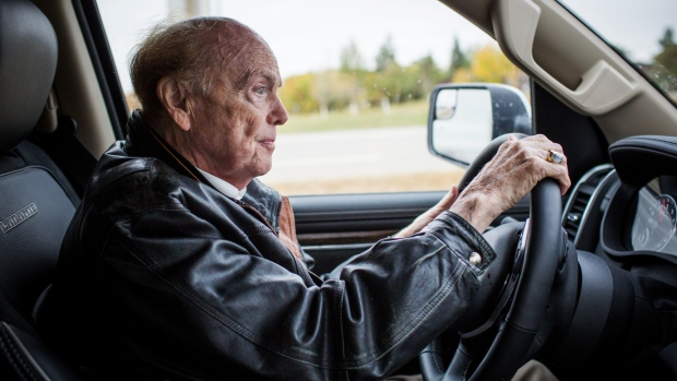 On The Road With 90 Year Old Jim Pattison Canadas Warren Buffett