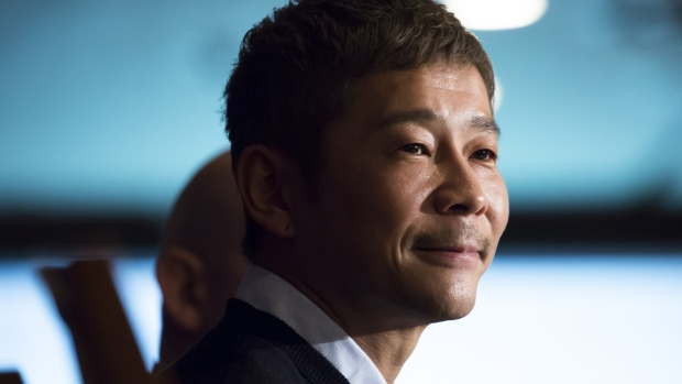 Japanese billionaire breaks Twitter record with cash incentive to followers