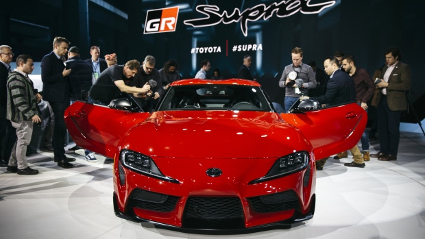 Toyota debuts its first new Supra in 21 years - BNN Bloomberg d3a92b037a