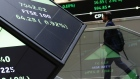 The share price of the FTSE 100 index is displayed on an illuminated rotating cube in the atrium of the London Stock Exchange Group Plc's offices in London, U.K., on Friday, Oct. 14, 2016. The FTSE 100 Index climbed 0.6 percent at 8:44 a.m. in London, after posting its biggest three-day slide in a month.