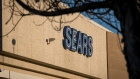 Signage is displayed on the Sears, Roebuck & Co. mail order building, where a Sears Holdings Co. retail store operates on the ground floor, in the Boyle Heights neighborhood of Los Angeles, California, U.S., on Wednesday, Oct. 10, 2018. Sears Holdings Corp., the struggling U.S. chain owned by hedge fund manager Eddie Lampert, is preparing for a bankruptcy filing as soon as Sunday, according to a person familiar with the plan.
