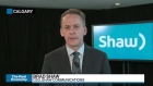 Shaw Communications CEO Brad Shaw speaks to BNN Bloomberg on Jan. 17, 2019