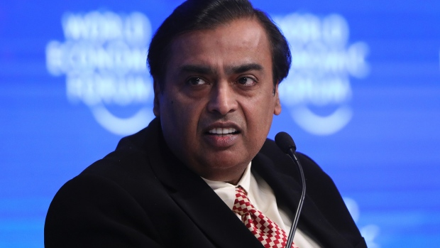Mukesh Ambani calls for movement against 'data colonisation'