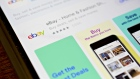 The eBay Inc. application