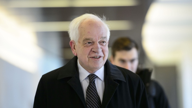 Canada's former ambassador to China John McCallum