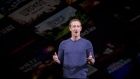 Mark Zuckerberg, chief executive officer and co-founder of Facebook Inc., speaks during the Oculus Connect 5 product launch event in San Jose, California, U.S., on Wednesday, Sept. 26, 2018. Facebook unveiled a wireless virtual-reality headset called Oculus Quest, an attempt to help popularize the developing technology with a more mainstream audience.