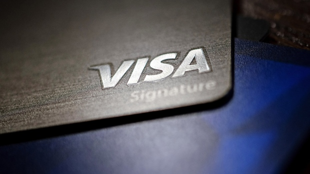 Visa gets boost from non-U S  consumers as spending misses