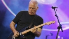 Dave Gilmour performs in London, 2005.