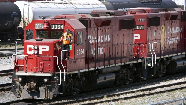 Three CP Rail crew members killed in BC derailment