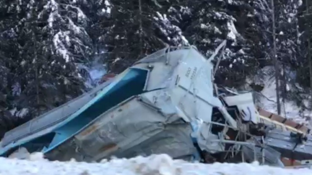 TSB says derailed CP train began to move on its own - BNN