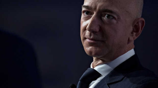 Amazon CEO Jeff Bezos Accuses 'National Enquirer' Of Extortion Over Personal Photos