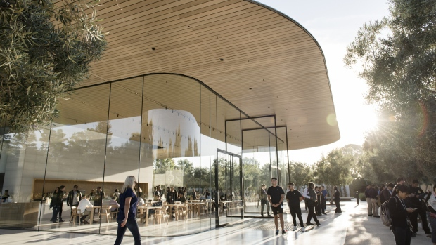 What It's Like To Work Inside Apple's 'Black Site' - BNN Bloomberg