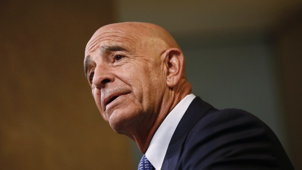 Tom Barrack Photographer: Patrick T. Fallon/Bloomberg