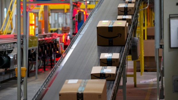 Amazon wants to reduce shipping's harm to environment