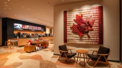 A look inside Tim Hortons' first store in Shanghai