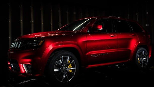 FCA announces $4.5B Jeep, Ram factory investment