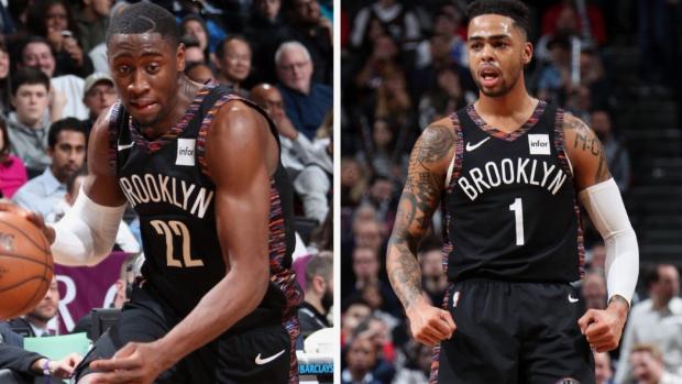 cheap for discount 92fe5 8c88f Coogi sues NBA's Nets over 'Brooklyn Camo' jerseys - BNN ...
