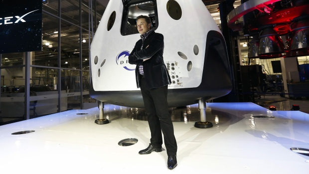 SpaceX Capsule Makes Milestone Docking With ISS