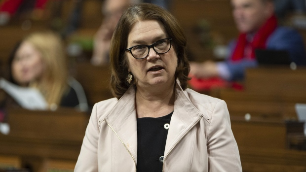 Another minister resigns over scandal that threatens Trudeau