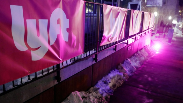 Lyft Gives a Lift to IPO