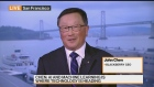 BlackBerry CEO John Chen speaks to BNN Bloomberg on March 6, 2019