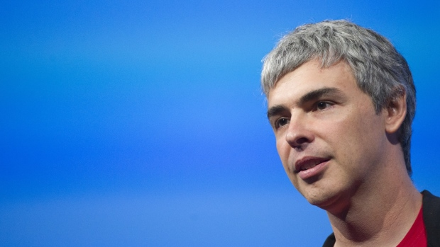 Larry Page.