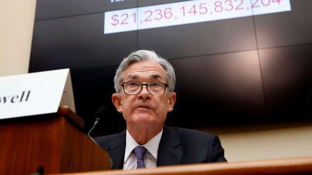 U.S. markets edge lower ahead of Fed announcement