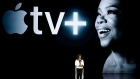Oprah plugs Apple TV+
