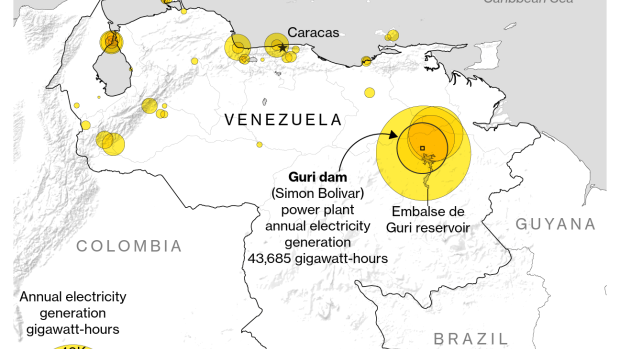 Venezuela's Bid to Revive Key Power Plant Hits a Snag - BNN