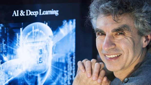 Nobel prize of tech awarded to 'godfathers of AI'