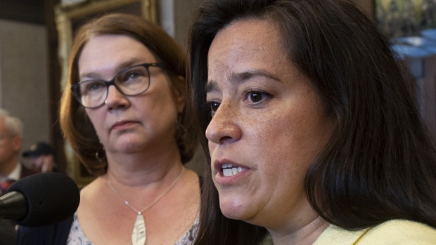Jody Wilson-Raybould announces she will run again as an independent