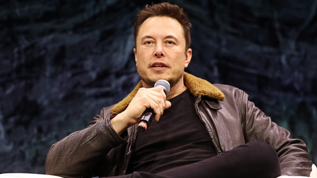 Musk Tweets Another Tesla Forecast in Midst of Talks With SEC