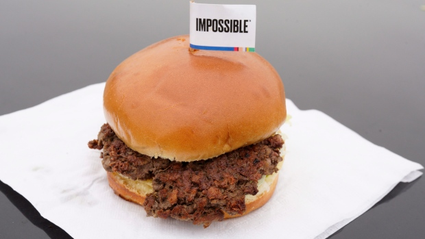 Impossible Foods partners with key McDonald's beef supplier to boost production