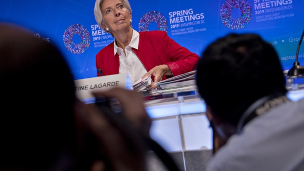 Global Finance Chiefs Said Prepared to `Act Promptly' on