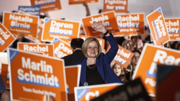 Polls are closed in Alberta election