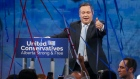 United Conservative Party leader Jason Kenney