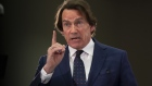 Quebecor CEO Pierre Karl Peladeau