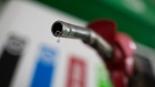 Petroleum fuel falls from a hand pump at a gas station operated by Bashneft PAO in Ufa, Russia, on Wednesday, Sept. 28, 2016. Bashneft distributes petroleum products and petrochemicals around the world and in Russia via filling stations.