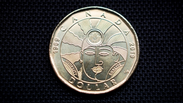 Commemorative LGBTQ2 loonie